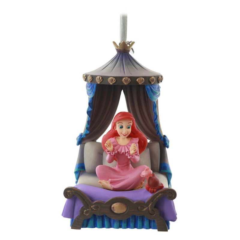 Disney Sketchbook Ornament Fairytale Moment featuring Ariel
