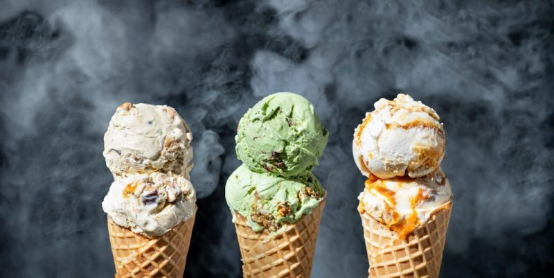 Fall Ice Cream Offerings from Salt & Straw at the Downtown Disney District at Disneyland Resort