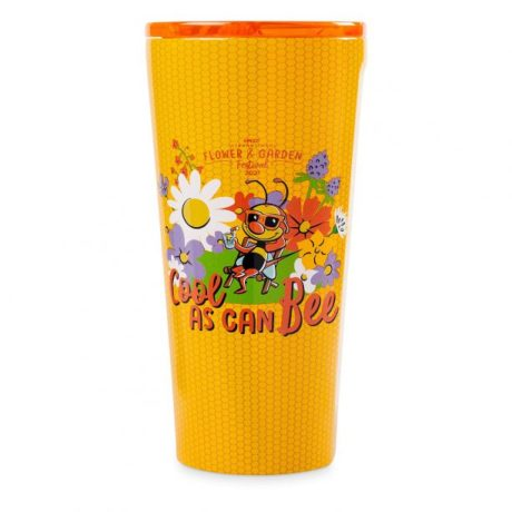 Spike Stainless Steel Tumbler by Corkcicle form the Epcot International Flower and Garden Festival 2021