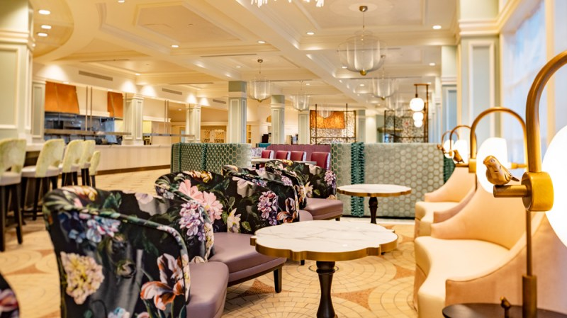 Cítricos at Disney's Grand Floridian Resort & Spa