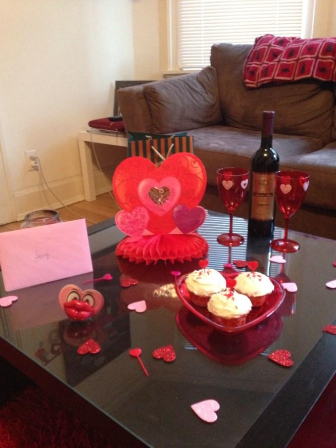 Bedroom Valentines Day Decoration Ideas