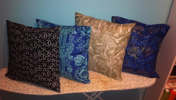 Youth Sewing Classes Pillow