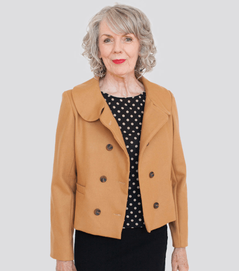 Photo Credit: Colette Patterns - Anise Jacket