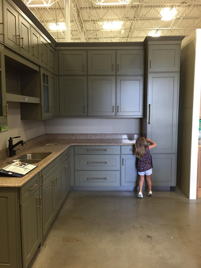 The Kitchen Choosing Cabinets And Countertops