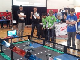 VEX Robotics Competition in Skokie this Weekend