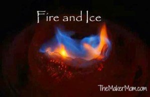 Snow Day Fun: Fire and Ice