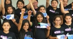Luz Rivas, Founder of DIY Girls: It's STEM Girl Friday!