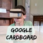Google Cardboard. It's Like Oculus Rift VR Only Cheaper