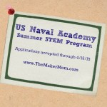 Apply Now to the US Naval Academy Summer STEM Program