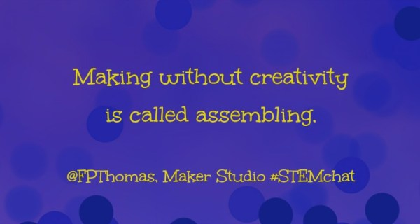 Great ideas on Inspiring Young Engineers from #STEMchat. Read more at www.TheMakerMom.com