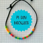 Make a Pi Day Necklace