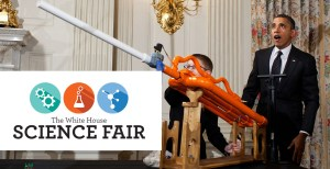 The White House Science Fair is Today!