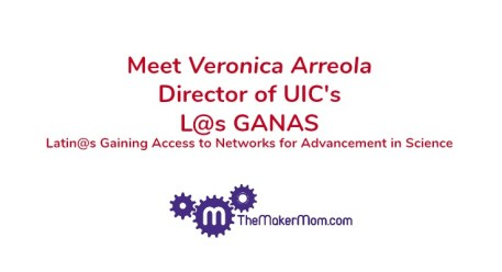 Helping Latina, Latino and Hispanic students at UIC through L@s GANAS. Meet their director Veronica Arreola