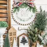 29 Easy Diy Christmas Decor Ideas The Makers Map With Amber Strong