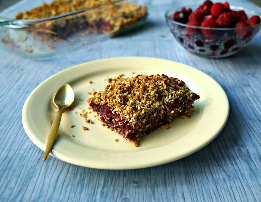 raspberry-and-blueberry-seeds-and-oats-bars-recipe-without-refined-sugars-tutorial-by-the-makeup-dummy