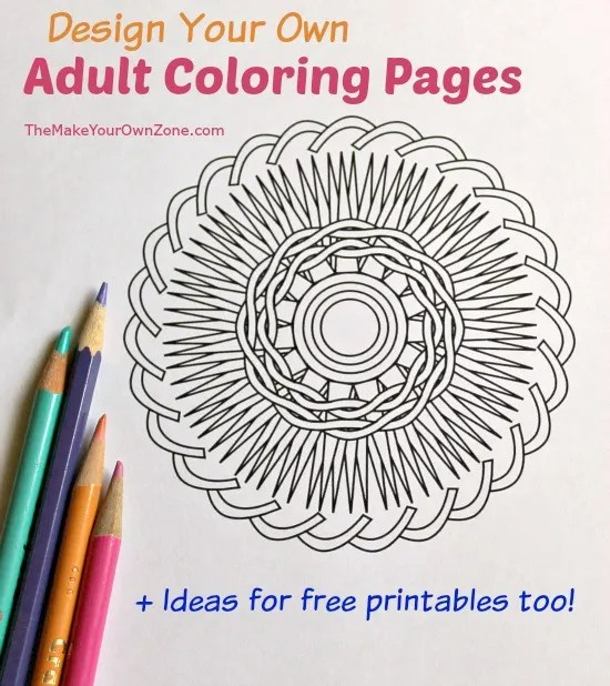 make your own coloring page # 0