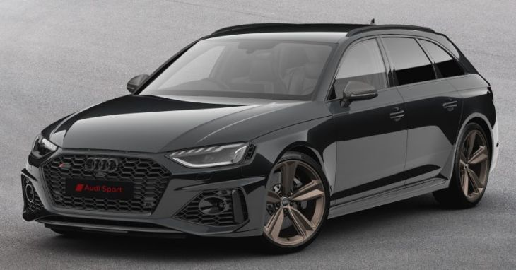 2020 Audi RS4 Avant Bronze Edition launched in the UK – stealthy style, 25 units only, priced from RM444k