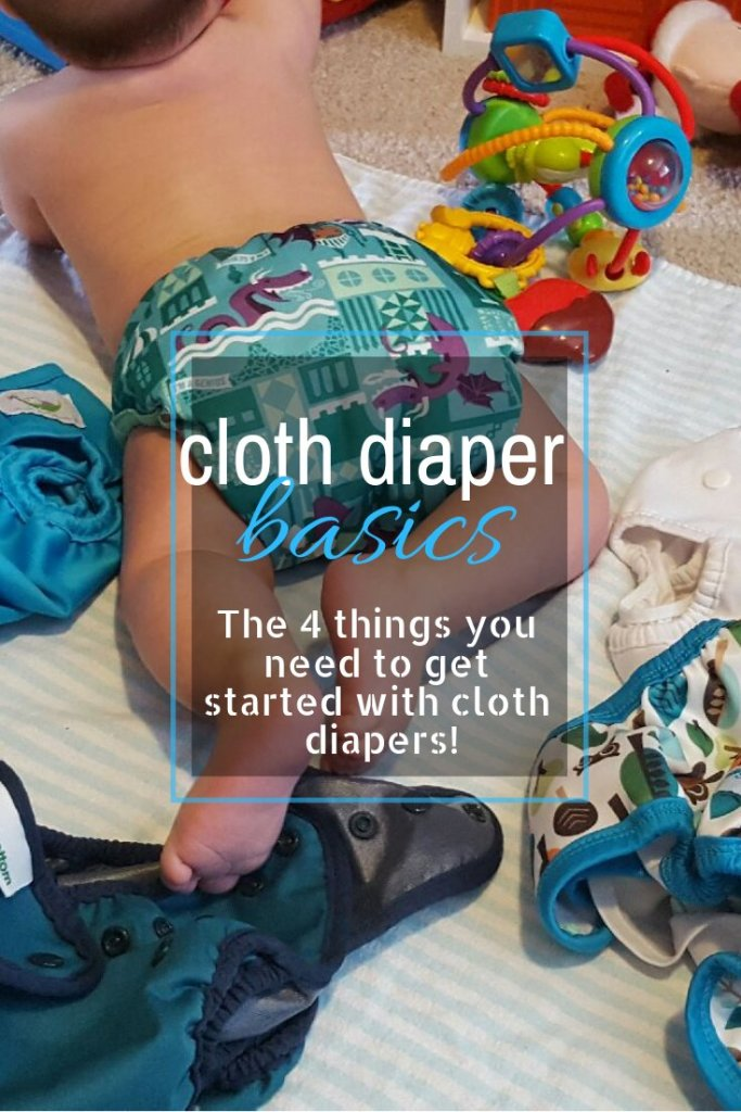 How to cloth diaper getting started