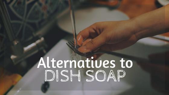 alternatives to dish soap