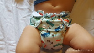 AMP One Size Cloth Diaper review