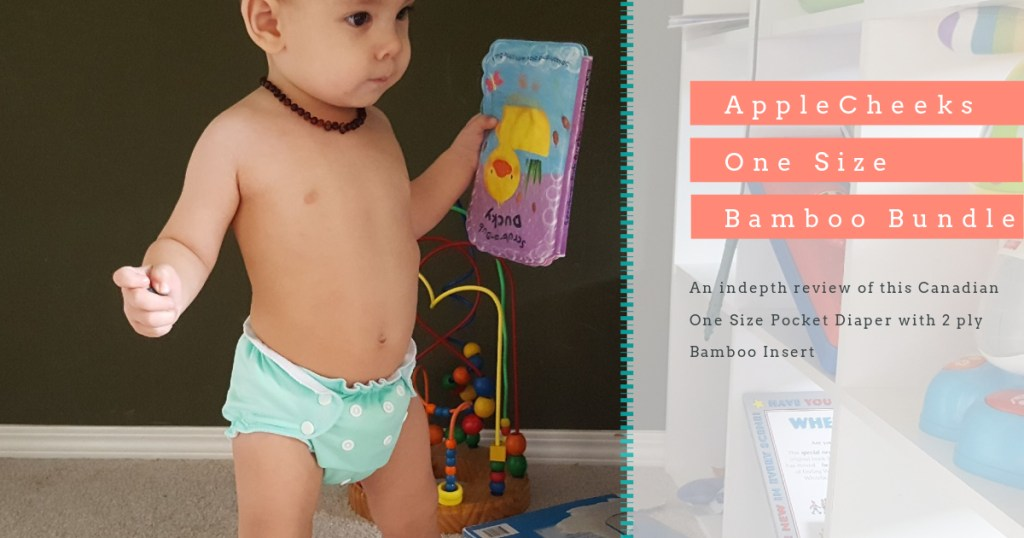 AppleCheeks One Size Bamboo Bundle Review