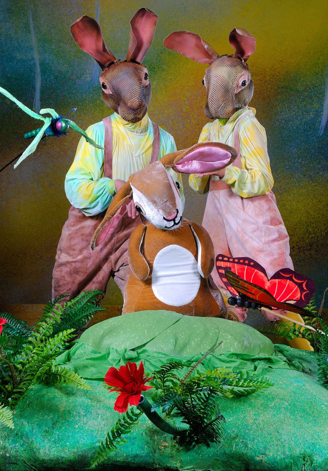Upcoming Show The Velveteen Rabbit At The Brooklyn Center