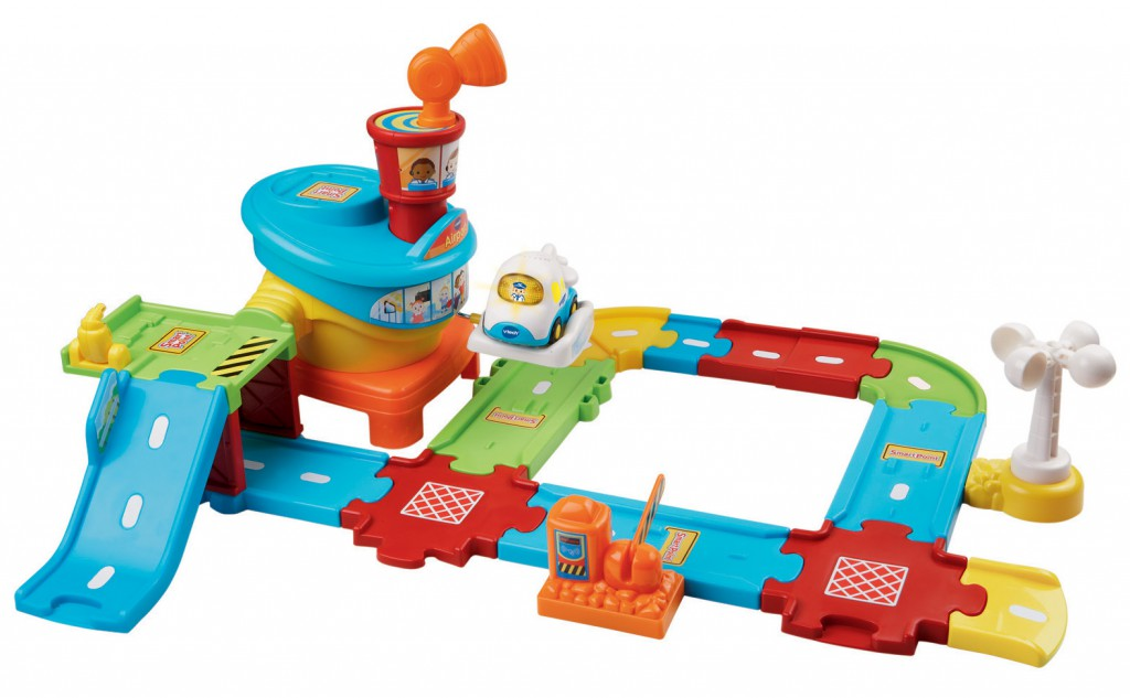 VTech Go! Go! Smart Wheels Airport