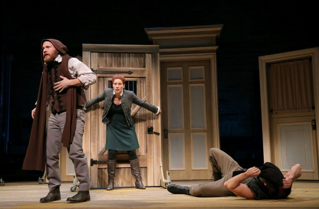 Measure for Measure New Victory Theater