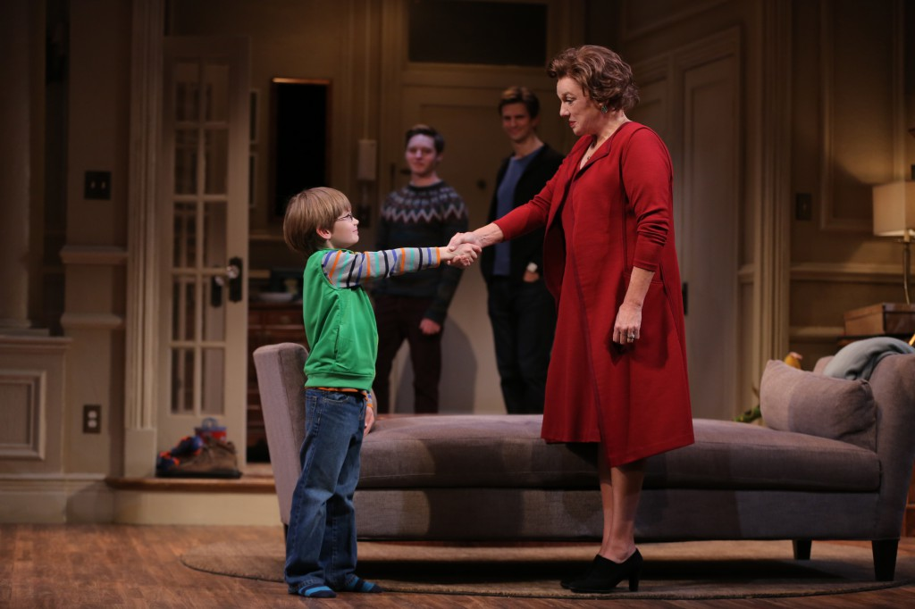 Mothers and Sons John Golden Theatre