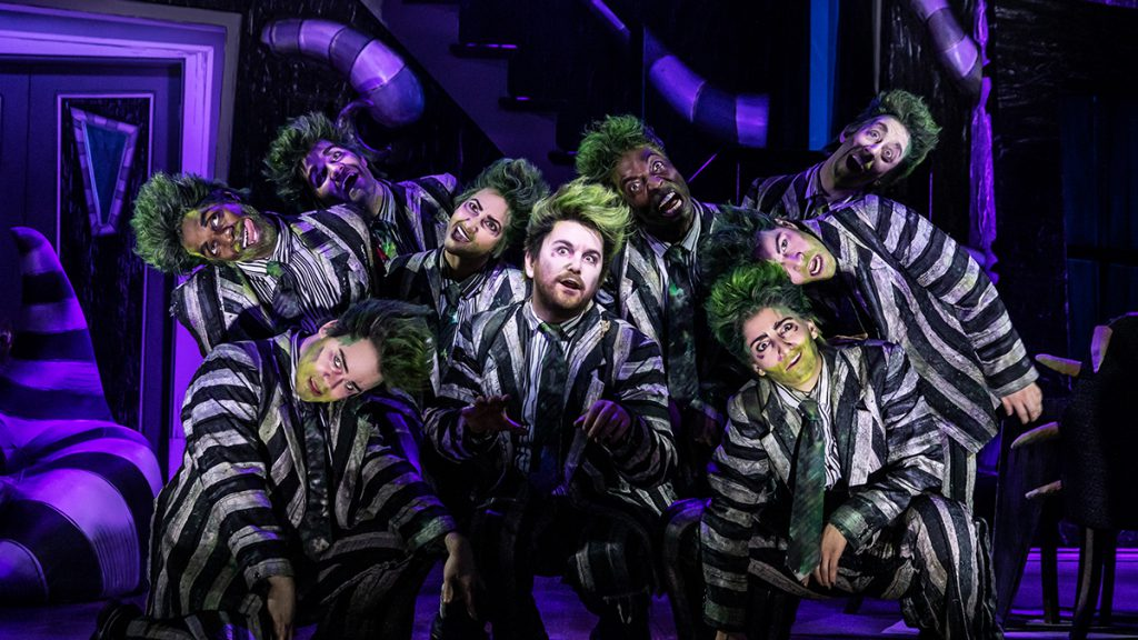 BEETLEJUICE Musical On Broadway Its A Scarily Good Time