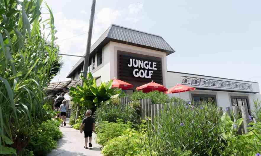 Jungle Golf Virginia Beach