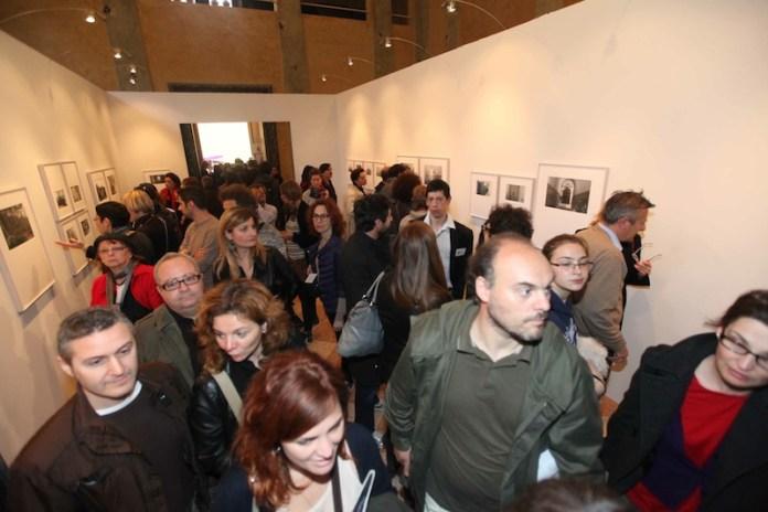 visita guidata alla mostra di Silvia Camporesi