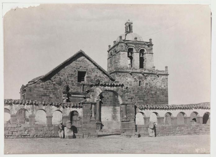 Luigi Domenico Gismondi, Puno, La Paz, 1908 – 1910 ca.