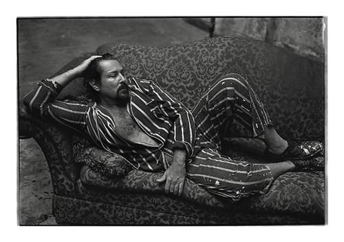 ANNIE LEIBOVITZ Julian Schnabel, New York City, 1995
