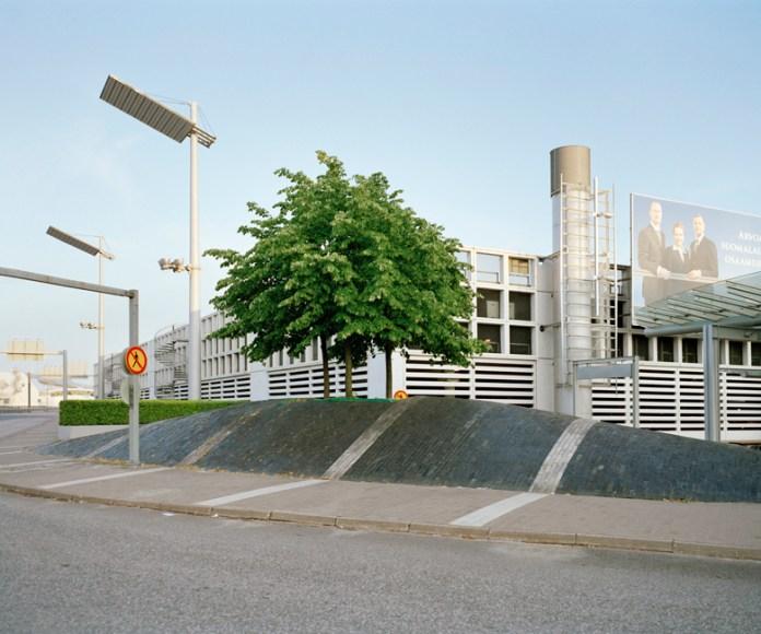 "MINNA KANTONEN Untitled (HEL1001), ""Urban Vistas"" series, 2010"