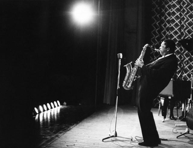Milano - Italy, 1963/10/27 - Teatro dell'Arte - John Coltrane ts, McCoy Tyner p - Foto © Riccardo Schwamenthal / CTSimages.com - Phocus