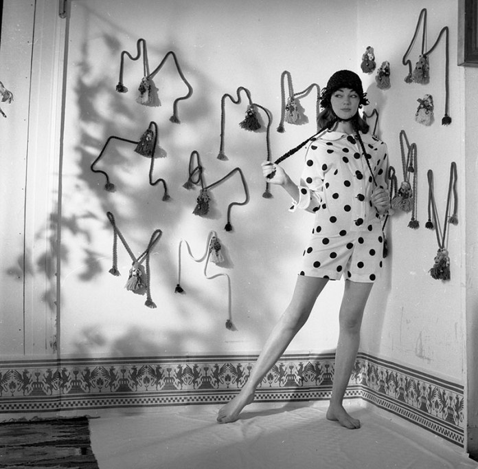Studio De Antonis Ivy Nicholson 1956
