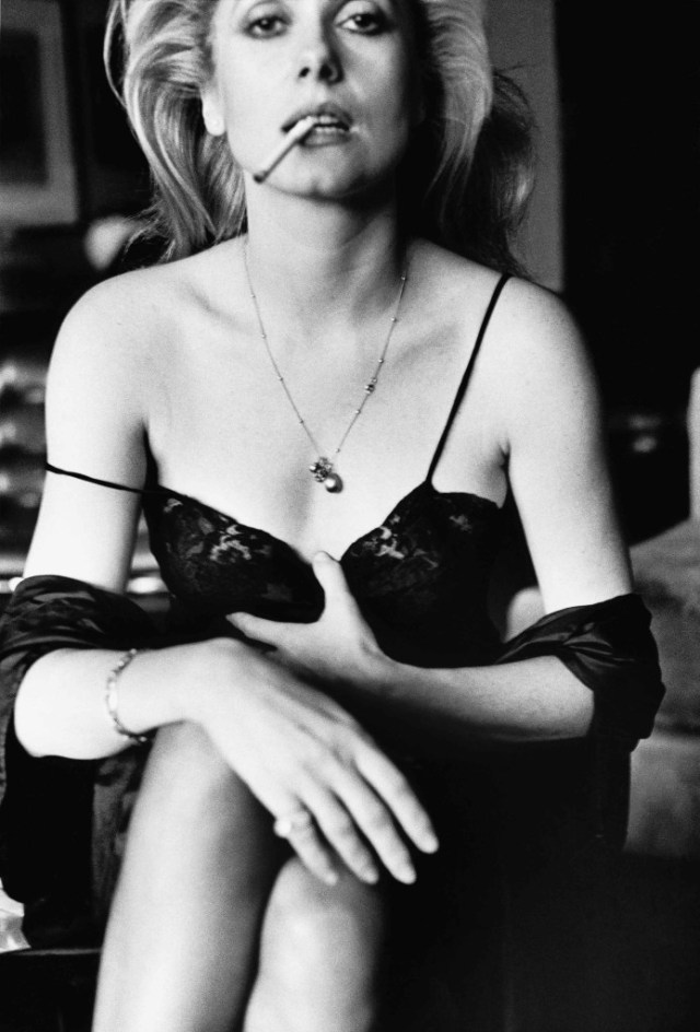 Catherine Deneuve, Esquire, Paris 1976 © Helmut Newton / Helmut Newton Estate