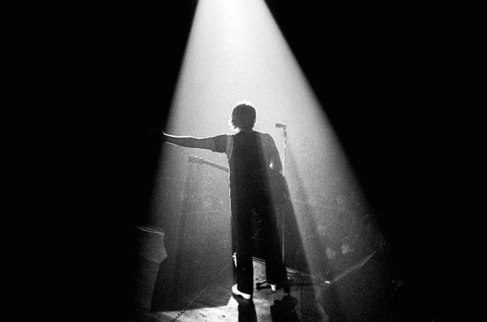 Alvin Lee 1983 © Fabio Treves