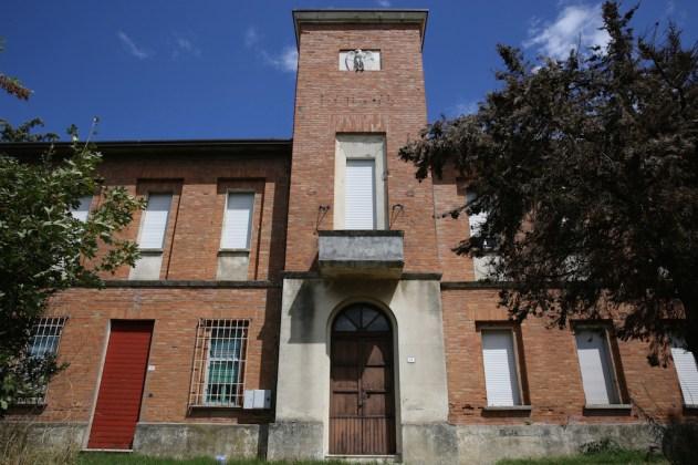 Casa del Fascio   Teodorano (FC) Foto Leonardo Crociani
