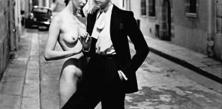 Rue Aubriot from the series White Women Paris 1975 © Helmut Newton Estate