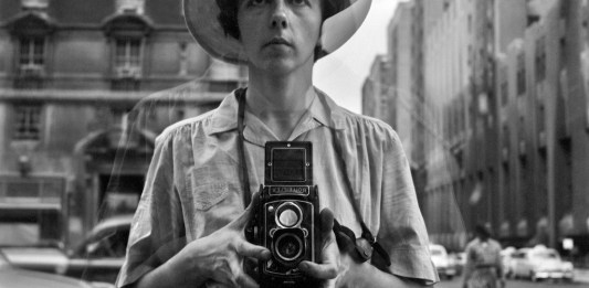 Self-Portrait, Undated 40x50 cm © Vivian Maier / John Maloof Collection, Courtesy Howard Greenberg Gallery, NY