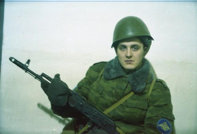 Alexander Aksakov