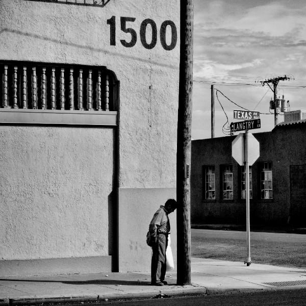 MATT BLACK - USA, El Paso, Texas. 2015.