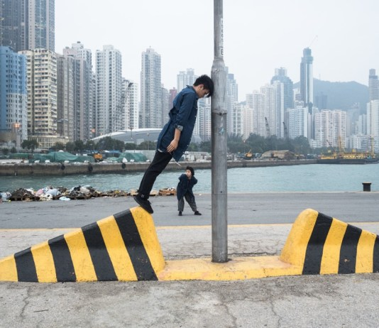 Instagram Pier, Hong Kong Pierfrancesco Celada