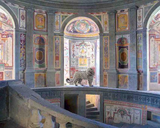 Karen Knorr - The Winds of Change, Villa Farnese, Caprarola (2014)