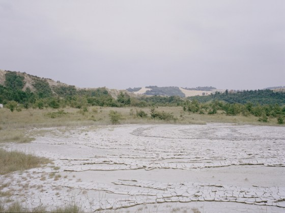 Eleonora Quadri Riserva naturale salse di Nirano, 2017 © l'artista