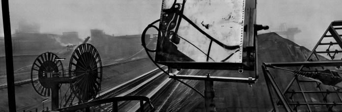 JOSEF KOUDELKA FRANCIA, DUNKERQUE, SOLLAC, AREA DI OMOGENEIZZAZIONE, 1987 © JOSEF KOUDELKA/MAGNUM PHOTOS