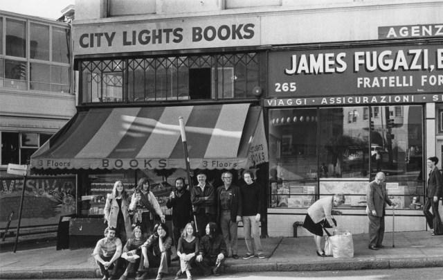 City Lights group shot, 60's Gentile concessione: City Lights / Autore sconosciuto