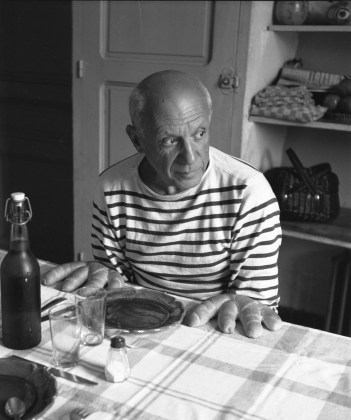 Robert Doisneau, Los panecillos de Picasso @ Atelier Robert Doisneau